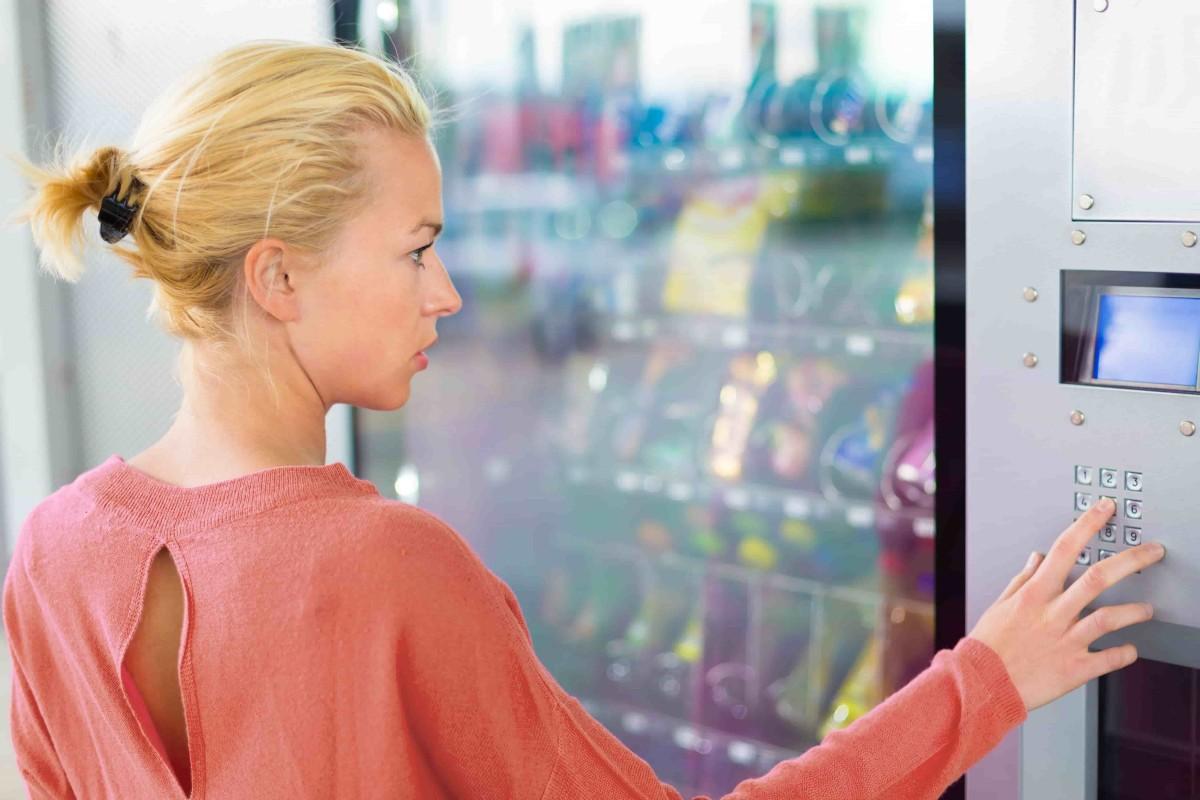 achat distributeur automatique