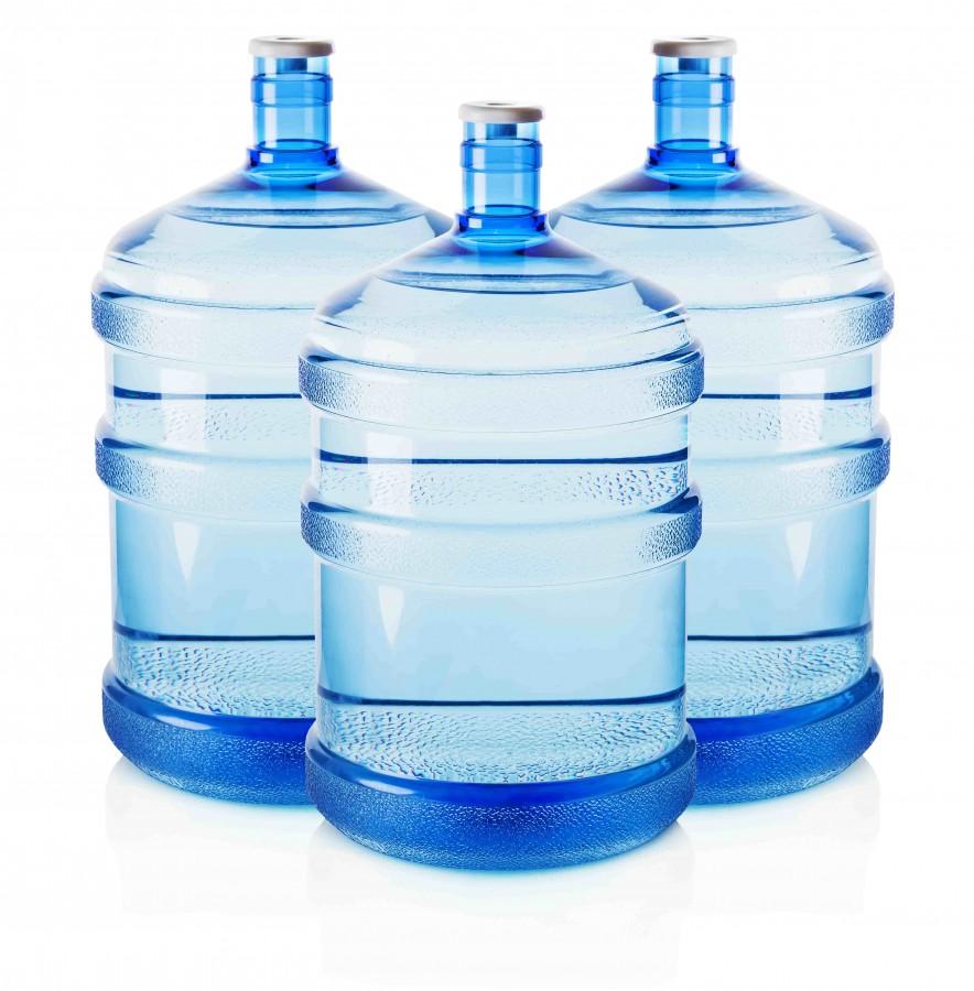 bonbonne eau neuve propre
