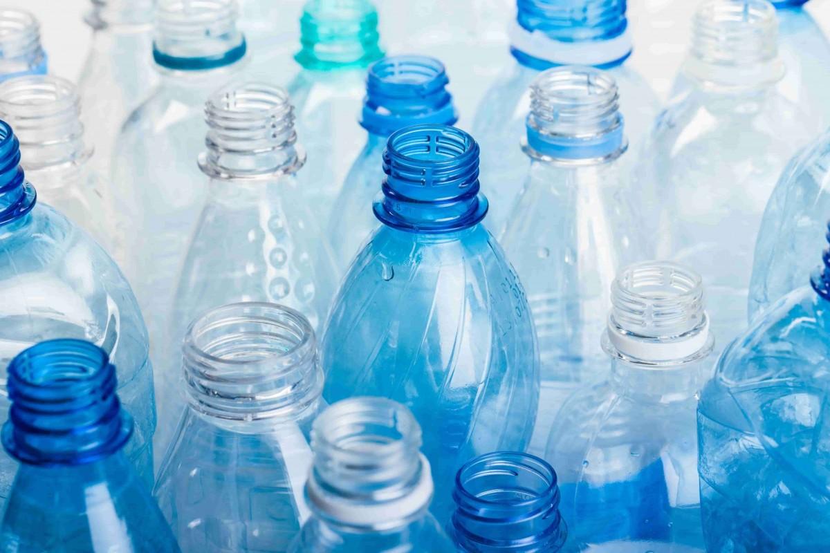 triage bouteille plastique