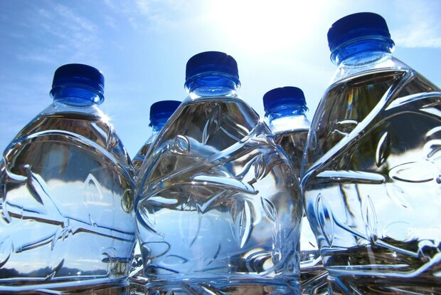 bouteille eau minerale