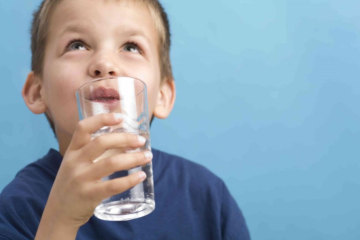 sante enfant eau