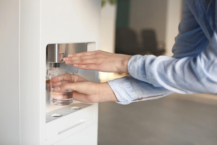fontaine a eau medical