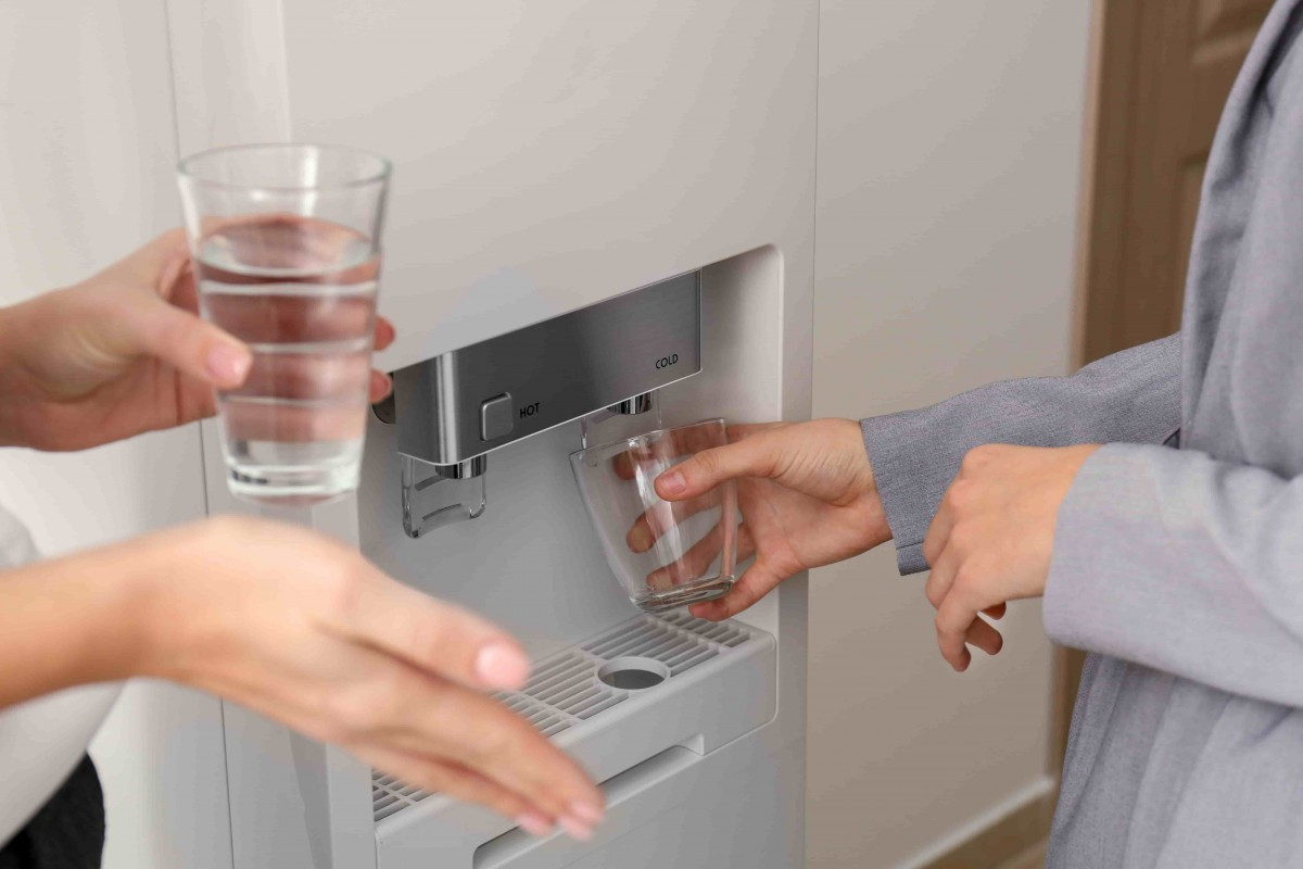 Consommation Fontaine À Eau les fontaines à eau sur réseau pour les entreprises