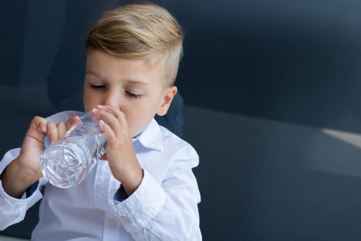 hydratation enfant