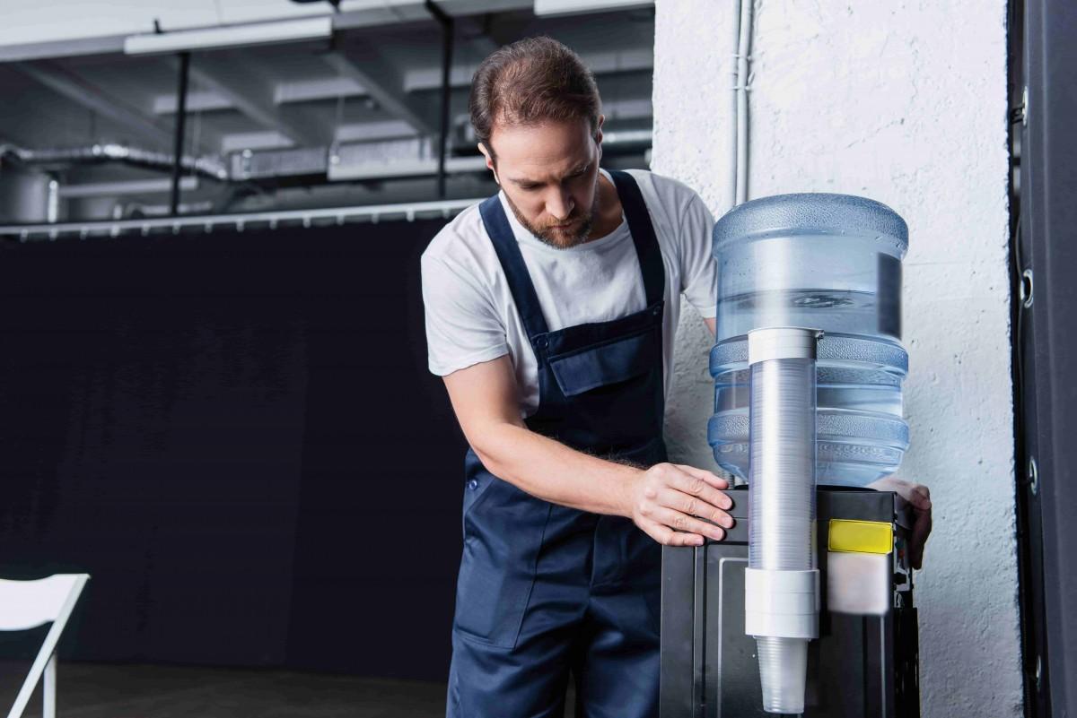 technicien maintenance fontaine a eau