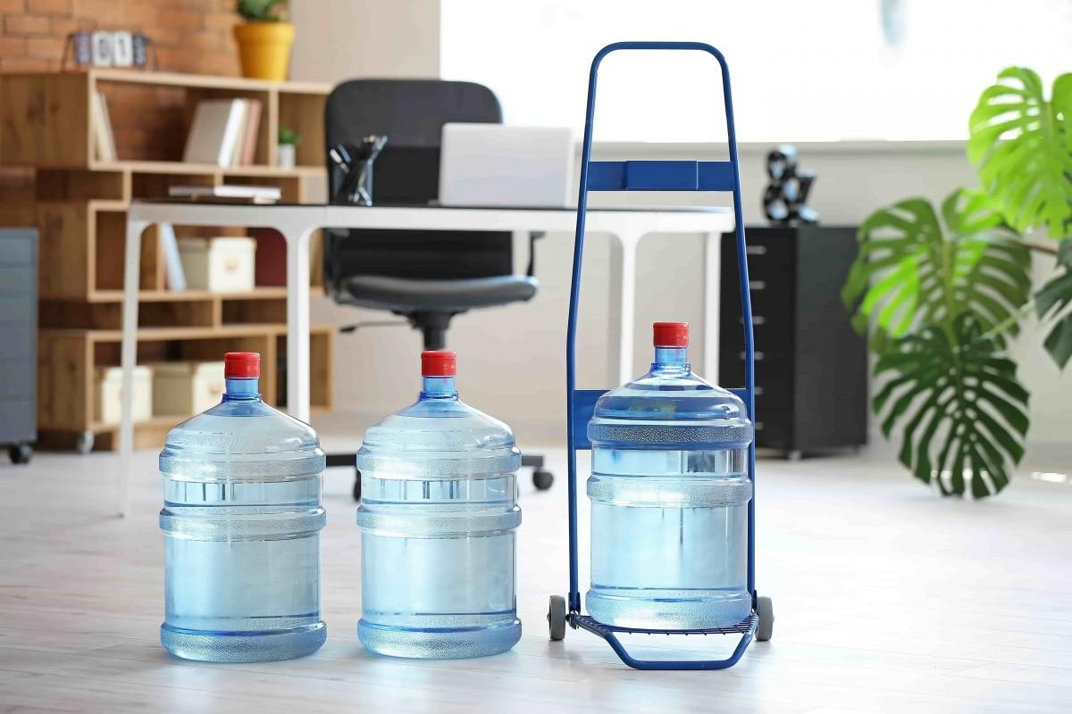 changement bonbonne eau