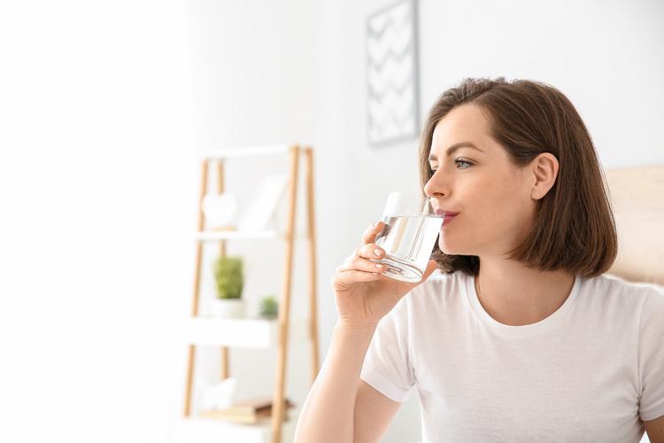 Top 10 des bonnes raisons de boire de l'eau