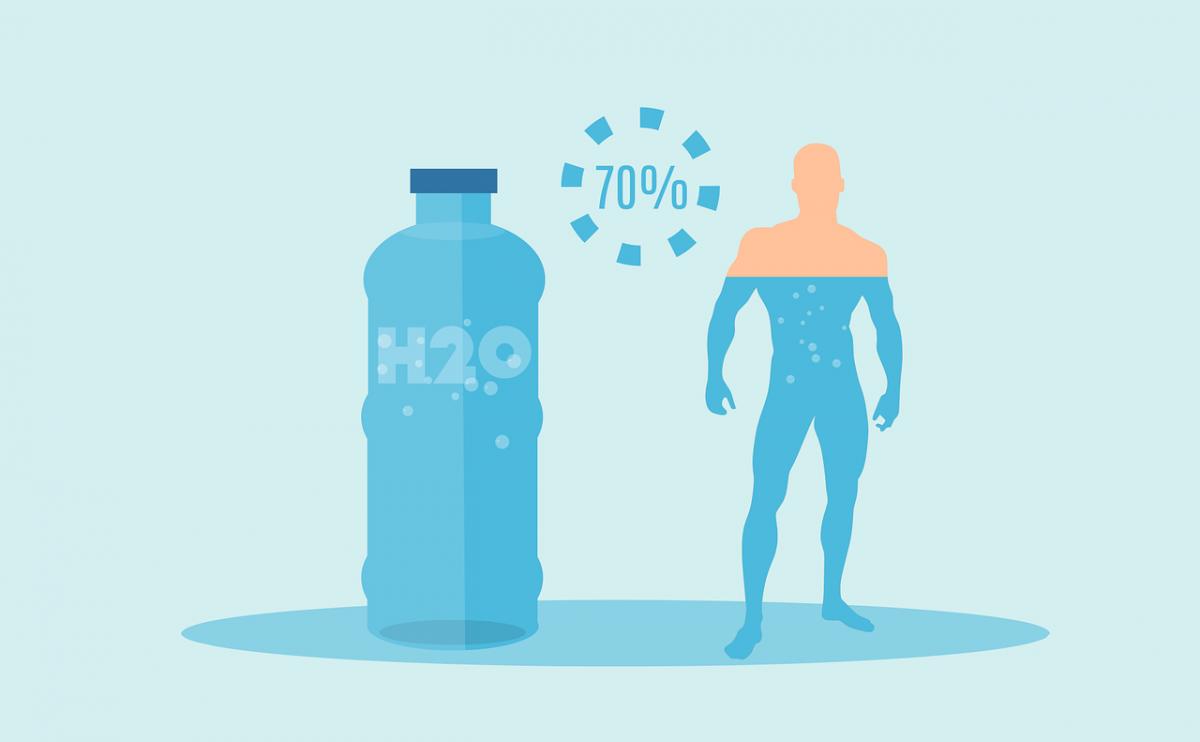 L'importance de l'hydratation dans l'exercice de son métier