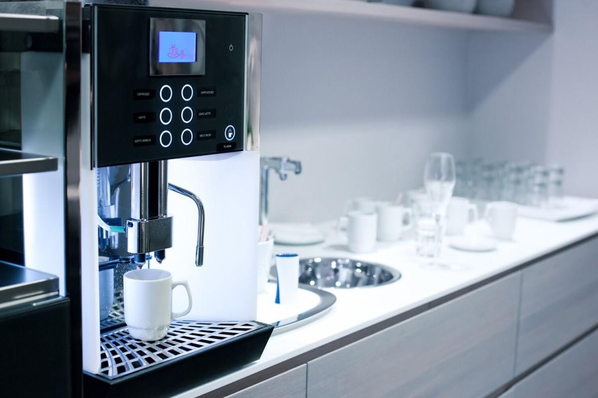 Les machines à café automatiques pour les entreprises