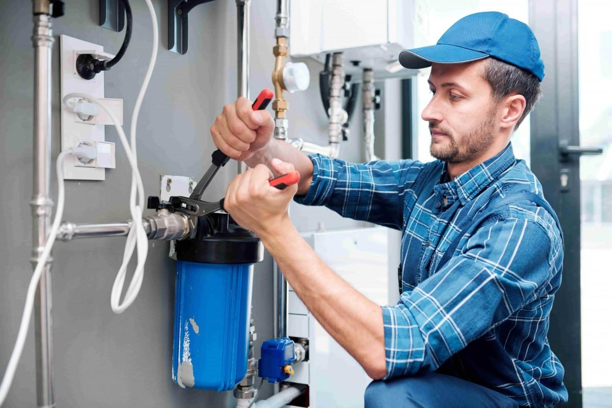 Traitement de l'eau : osmoseurs et adoucisseurs